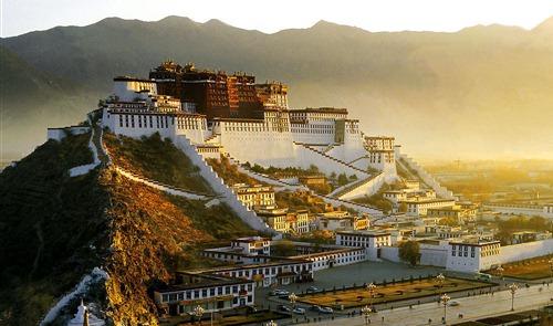 Дворец Потала – Тибет