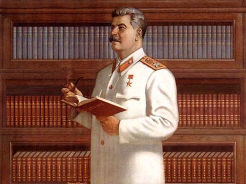 книги и сталин